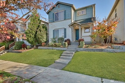 Dupont Single Family Home For Sale: 1694 Brown Ave