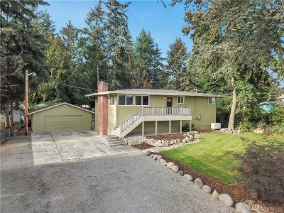 Lake Tapps Single Family Home For Sale: 2602 185th Ave E