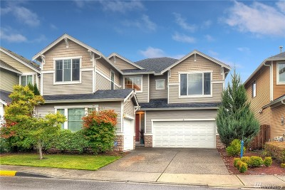 Auburn WA Single Family Home For Sale: $472,500