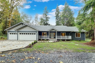 Snohomish Single Family Home For Sale: 7814 206th Dr SE
