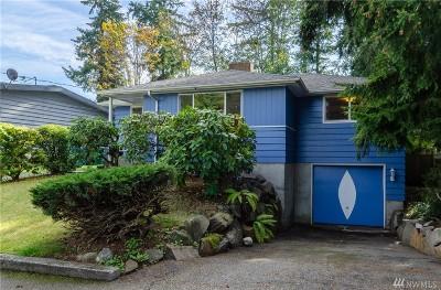 Shoreline Single Family Home For Sale: 625 N 203rd Lane