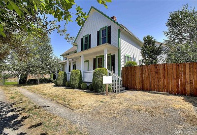 Olympia Single Family Home For Sale: 3520 Boulevard Rd SE