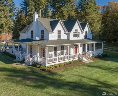 Bainbridge Island Single Family Home For Sale: 9978 NE Torvanger Rd