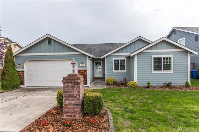 Oak Harbor WA Single Family Home For Sale: $325,000