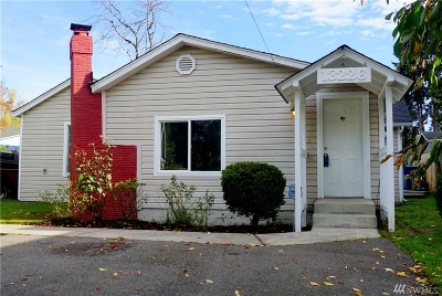 King County Single Family Home For Sale: 13226 Occidental Ave S