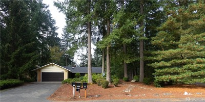 Gig Harbor Single Family Home For Sale: 14008 56th Ave NW