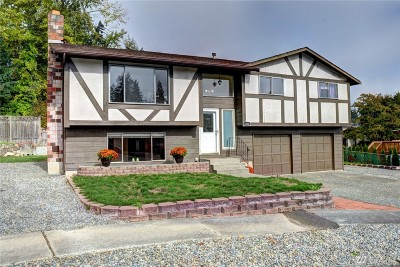 Kent Single Family Home For Sale: 3416 S 261st St