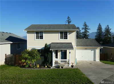Sedro Woolley Single Family Home For Sale: 1460 Vecchio Ct