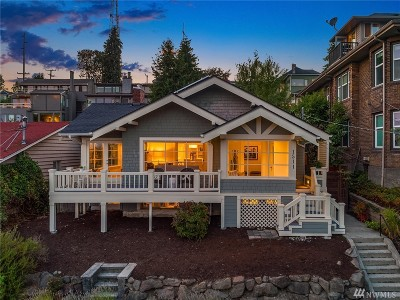 Seattle Single Family Home For Sale: 1511 5th Ave N