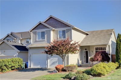 Puyallup Single Family Home For Sale: 16217 87th Ave E