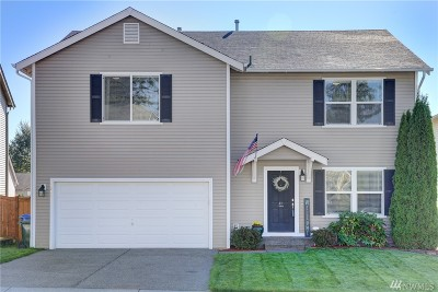 Bonney Lake Single Family Home For Sale: 19411 99th St Ct E