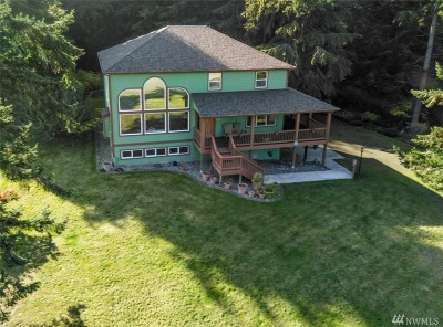 Port Ludlow Single Family Home For Sale: 632 N Bywater Way North Wy