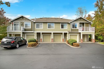 King County Condo/Townhouse For Sale: 744 241st Lane SE