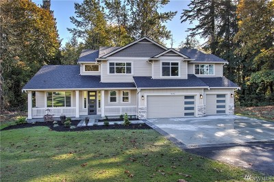 Snohomish Single Family Home For Sale: 18626 55th St SE #09