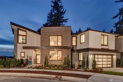 Redmond Single Family Home For Sale: 12345 165th Ct NE #Lot6
