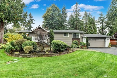 Edmonds Single Family Home For Sale: 8702 187th Place SW