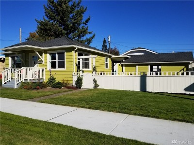 Lynden Single Family Home Sold: 106 10th St