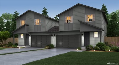 Lacey Single Family Home For Sale: 7814 20th (Lot 15) Lane SE