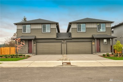 Lacey Single Family Home For Sale: 7826 20th (Lot 16) Lane SE