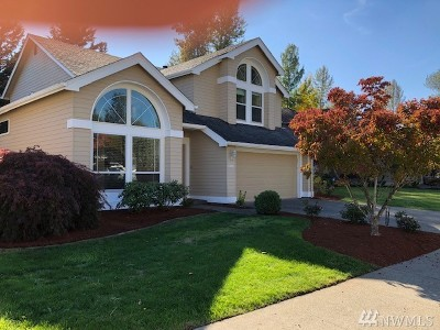 Kent Single Family Home For Sale: 13631 274th
