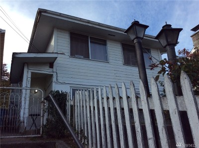 Bremerton Multi Family Home For Sale: 309 N Wycoff Ave
