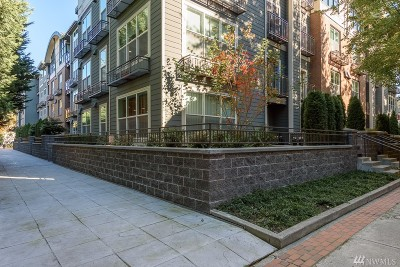 King County Condo/Townhouse For Sale: 16275 NE 85th St