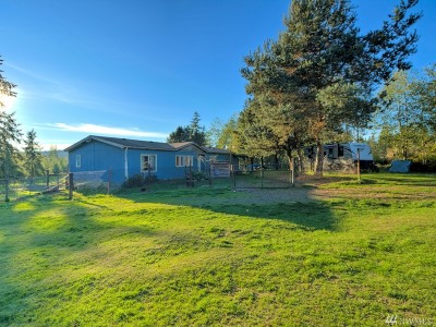 Single Family Home For Sale: 451 W Chucklebrook