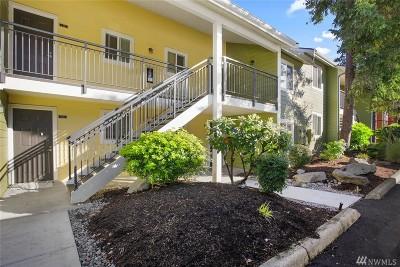 Bellevue Condo/Townhouse For Sale: 12625 SE 41st Place #F102
