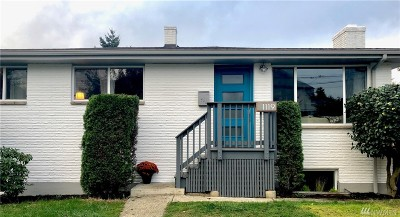 Seattle Single Family Home For Sale: 1119 S Dawson St