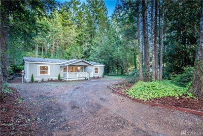 Shelton Single Family Home For Sale: 181 E Olde Lyme Rd
