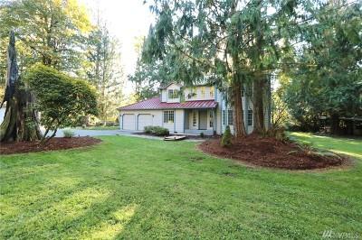Redmond Single Family Home For Sale: 7417 254 Ave NE
