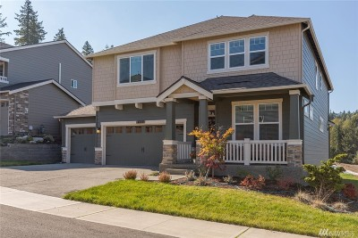 Auburn WA Single Family Home For Sale: $550,000