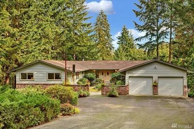 Kirkland Single Family Home For Sale: 10024 138th Ave NE