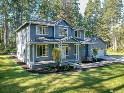 Gig Harbor Single Family Home For Sale: 12920 Peacock Hill Ave NW
