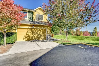 Snohomish County Condo/Townhouse For Sale: 18502 36th Ave W #F