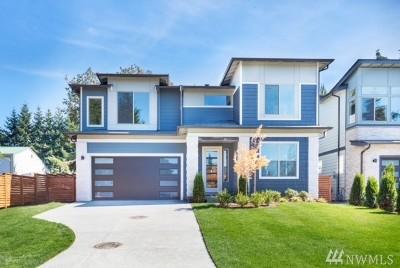 Kirkland Single Family Home For Sale: 12420 85th Ave NE