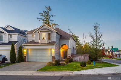 Puyallup Single Family Home For Sale: 7725 162nd St E