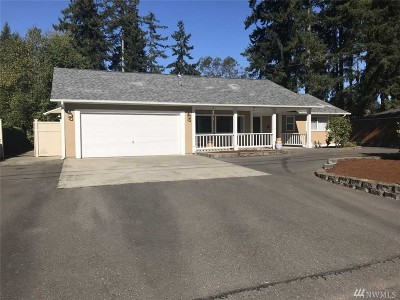Olympia Single Family Home For Sale: 7026 NE 14th