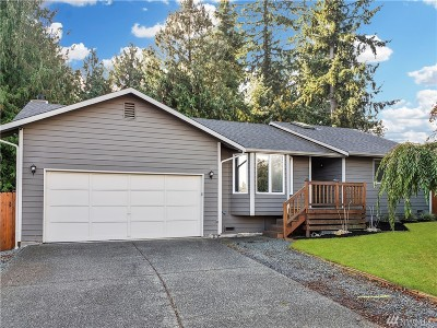 Stanwood Single Family Home For Sale: 7104 Church Creek Cir NW