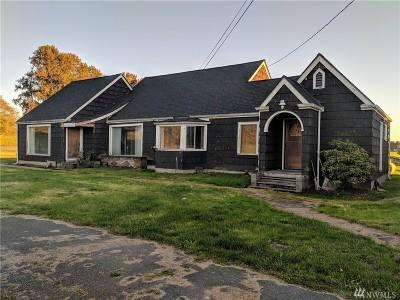 Skagit County Single Family Home For Sale: 18886 Skagit City Rd