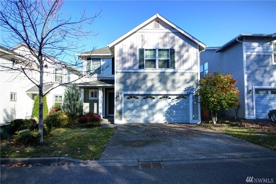 Mount Vernon Single Family Home Sold: 4660 Nooksack Lp