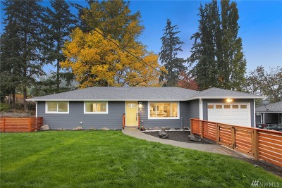 SeaTac Single Family Home For Sale: 20128 14th Ave S