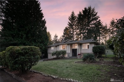 Pierce County Single Family Home For Sale: 10510 90th Ave SW