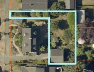 Seattle Residential Lots & Land For Sale: 7354 Alonzo Ave NW