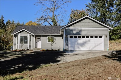 Centralia Single Family Home For Sale: 607 Ham Hill Rd