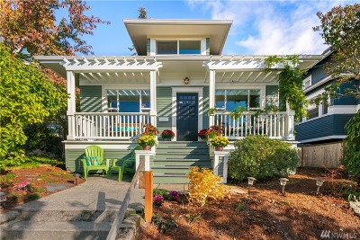 Single Family Home For Sale: 716 32nd Ave