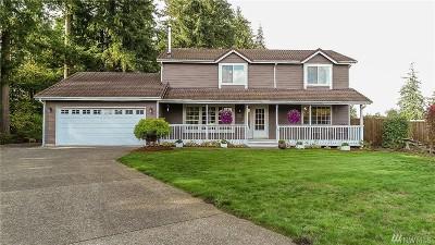 Olympia Single Family Home For Sale: 8727 Schuetz Lane SW
