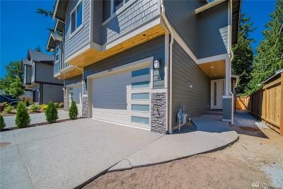 Marysville Condo/Townhouse For Sale: 4833 100th St NE #B