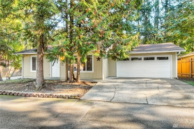 King County Single Family Home For Sale: 19625 SE 260