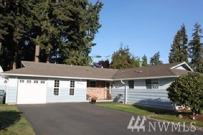 Puyallup Single Family Home For Sale: 9808 72nd Av Ct E